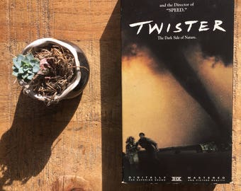 90's Classic Twister VHS