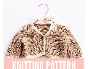 Baby cardigan knitting pattern pdf, baby cardigan knitting patterns, baby cardigan pattern, baby knitting, knitting pattern, knitting