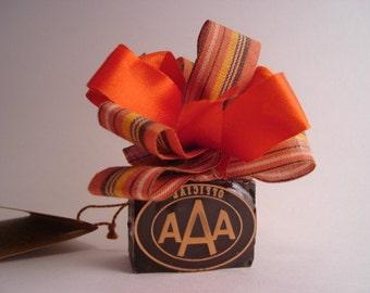 Letterpress Printer Block - Official AAA