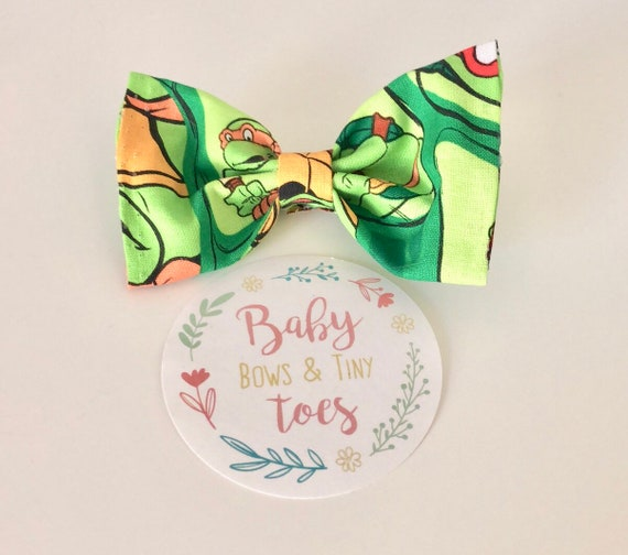 Ninja turtles bow tie bow tie ninja turtles kids bow ties ccuart Image collections
