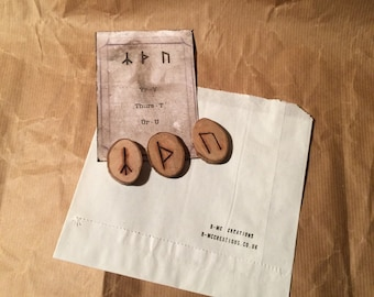 Protective - Divination Runes
