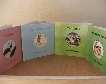 1, 2, 3, A Montessori Reading Series, Set #1 and Set #2 Bundle