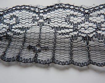 Beautiful lightweight Ribbon Black Lace (31)
