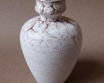 Albert Kiessling vintage vase studio art pottery sixties Germany