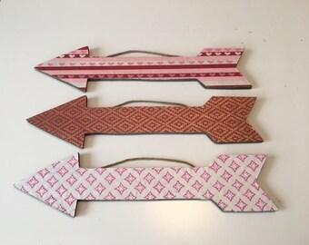 Wooden Arrows - Valentine's Decor - Valentine's Decoration