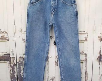 Vintage Wrangler Jeans High Waist Jeans M Medium 27