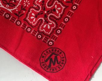 Marlboro Red Bandana RN15582