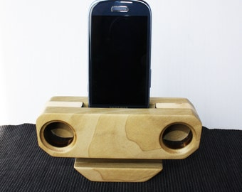 Passive speaker for smartphone and iphone