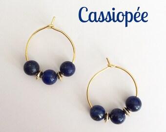 Navy hoop Cassiopeia