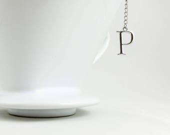 """Letter """"P"""" Loose Tea Infuser Tea Strainer Mesh Loose Leaf Tea"""