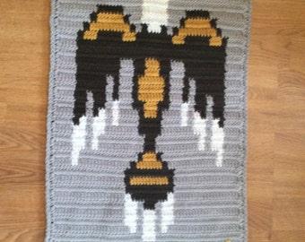 American Eagle Tapestry Crochet Pattern
