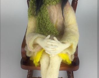 Art doll: Charlotte