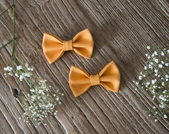 TERESA Hair Ribbons COMBO-Mini//Yellow