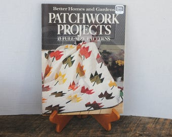 Better Homes and Gardens Patchwork Projects 1985