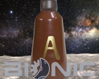 Battlestar Galactica Grog Bottle Prop Replica
