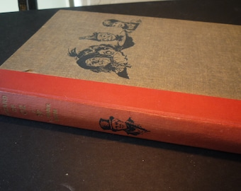 The New Wizard of Oz L Frank Baum Ill Evelyn Copelman First Edition 1944 THUS - drawings from movie scenes Bobbs Merrill