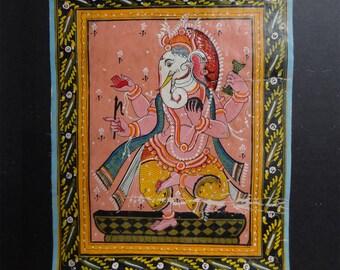 painting - Ganesh
