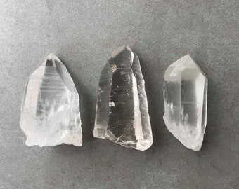 ONE Lemurian Seed Quartz Point / Crystal