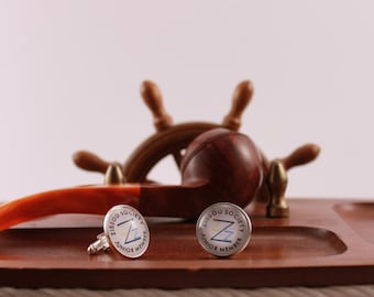 Life Aquatic with Steve Zissou Members only Cufflinks