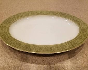 Sheffield Fine China Platter- Camelot