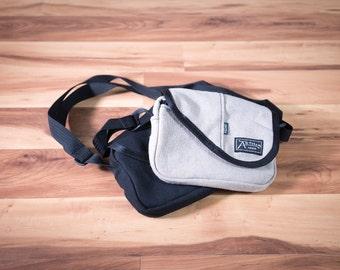 The Mayfly - Hemp Shoulder Bag