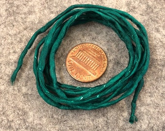 Hand-Dyed Silk 2mm Cord #20
