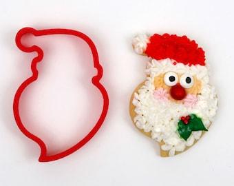 Santa Claus Cookie Cutter