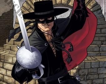 Print- Zorro 01