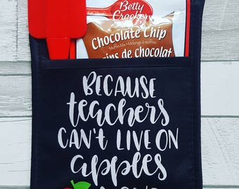 TEACHERS GIFT baking set | Teacher Appreciation |