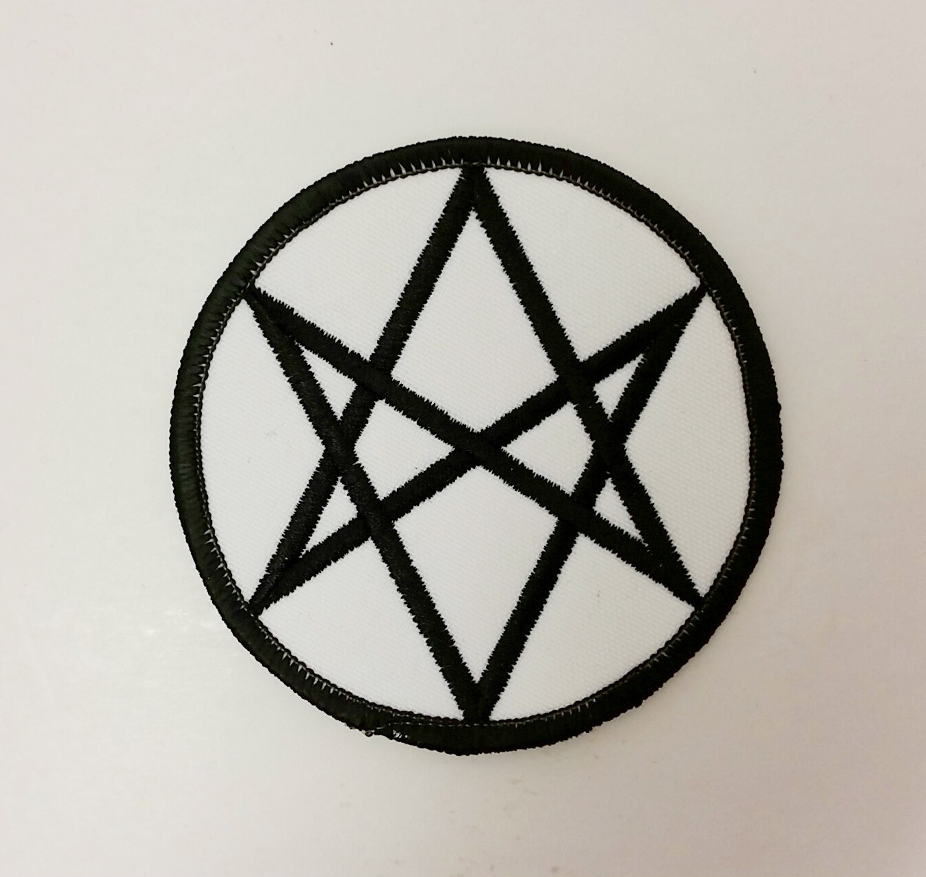 Supernatural Men of Letters Patch FREE SHIPPING