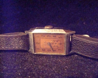 Vintage 1930's- 1940's watch