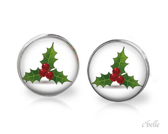 Christmas Earrings Winter-88