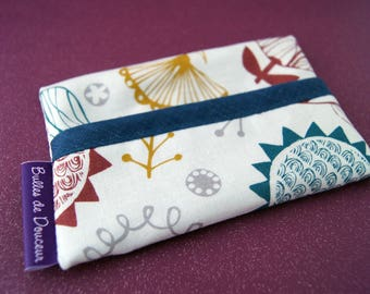Pouch for tissues paper - autumn