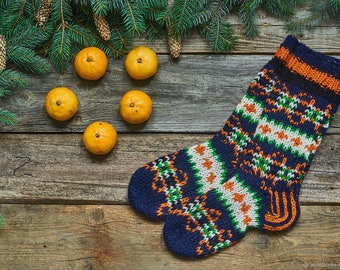 Exclusive knitted Socks