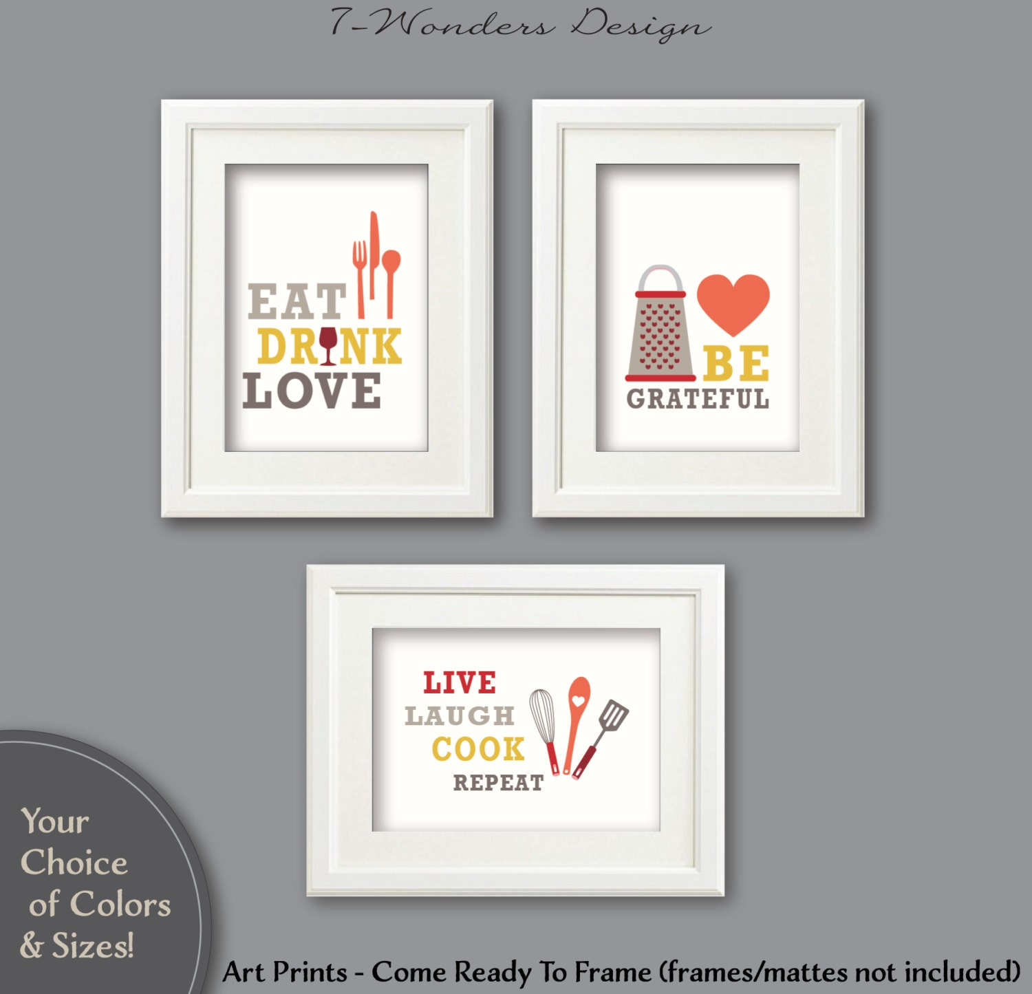 Funky Live Love Laugh Picture Frames Pictures - Frame Photo Design ...