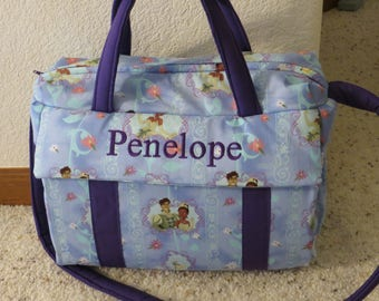 Tiana Diaper Bag with changing pad by EMIJANE