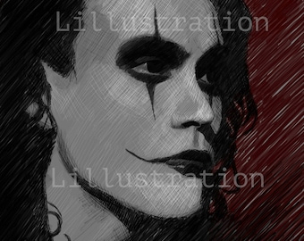 The Crow (2 different prints!)