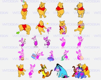 Winnie pooh Svg - Winnie pooh vector - Winnie pooh Svg files - Winnie pooh Svg clipart- Winnie pooh Svg file download svg, png, eps, jpg