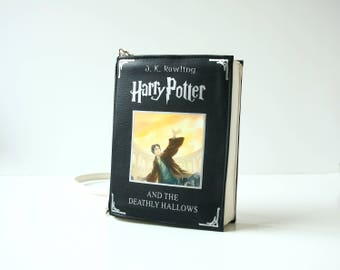 Harry Potter Book Clutch Bookworm Gift