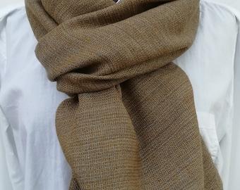 Cashmere merinos scarf