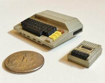 Mini Atari 800 - 3D Printed!