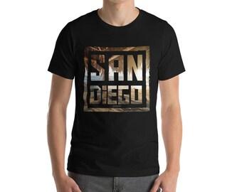 San Diego Short-Sleeve Unisex T-Shirt