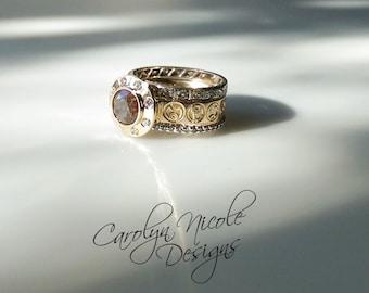 Custom Who Engagement Ring (Lifetime)
