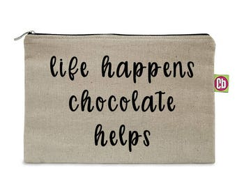 Tablet sleeve for 7 and 10 inch Tablets -  Kindle Sleeves, ipad Sleeves, Chocolate Quote kindle sleeve