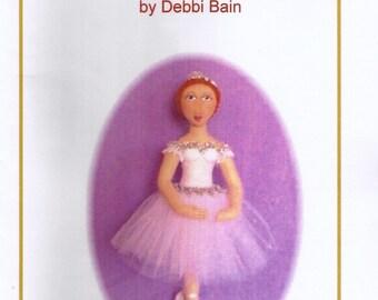 Cinderella Ballet Doll E-Pattern PDF