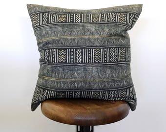 20 x 20 Batik Print Pillow