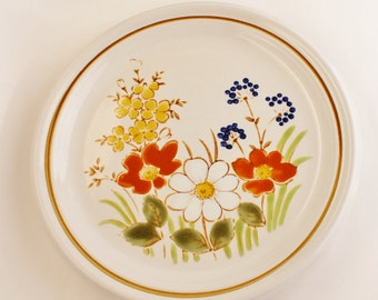 Stone Harvest by Mikasa Rustic Gardens Dinner Plate