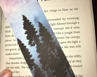 Trees bookmark
