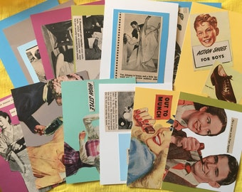 1940s Style Stationary