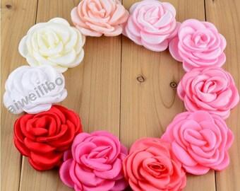 Rose Flowers,Headband Flowers, Diy Flowers, Flower Supplies H10007